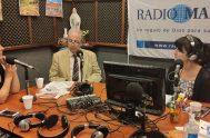 22/11/2018 – Ricardo Tovar y Lucía de Tomasi, del Movimiento Puente, contaron en Radio María, cuál es la identidad de este espacio eclesial…