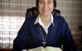 Hermana María de la Paz Carbonari es Licenciada en Teología Bíblica y pertenece a la Congregación Discípulas…
