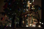 """26/12/2018 – """"Para la liturgia romana el día de Navidad tiene cuatro posibilidades de misa: una se llama la misa vespertina, otra se…"""