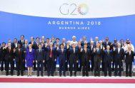03/12/2018 En el espacio de este lunes y tomando como referencia la Cumbre del G 20 que tuvo lugar en nuestro país hace…
