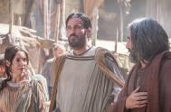 La conversión de San Pablo ocurre en el camino, el encuentro con Jesús se va dando en el camino, mientras él se…