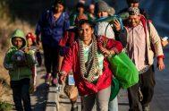 08/02/2019 Siguiendo la temática de las migraciones en el espacio de ciclo los días viernes, Enrique Soros nuestro referente nos acercó el testimonio…