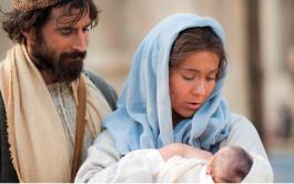 Catequesis en un minuto  Jacob fue padre de José, el esposo de María, de la cual nació Jesús,…
