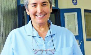 La Dra. Ana Teresa Aguirre médica, creadora y directora de Faidela, Fundación para el cuidado, asistencia y…