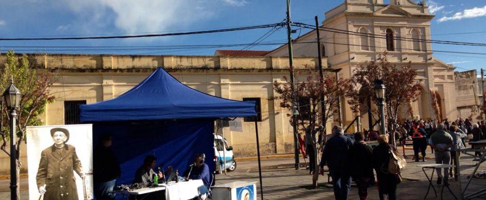 16/03/2019 - Un equipo de Radio María Argentina viajó este fin de semana a la localidad serrana de Villa Cura Brochero para celebrar, junto a todos los fieles y devotos, la fiesta de San José Gabriel del Rosario. Junto a una gran cantidad de peregrinos venidos de todas partes del país a esta localidad cordobesa, celebramos un nuevo aniversario del…
