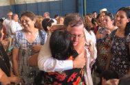 """[audio mp3=""""http://radiomaria.org.ar/_audios/37230.mp3""""][/audio] 22/03/2019 – Monseñor Jorge García Cuerva, nombrado obispo de Río Gallegos, asumirá mañana el gobierno pastoral de esa jurisdicción eclesiástica que…"""