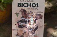 """05/03/2019 – Junto a Raúl Carman, periodista agropecuario, poeta, autor del libro Bichos del Campo, entre otros, inauguramos el ciclo """"Cuidar la Creación"""",…"""