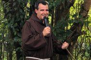 13/04/2019 – Fray José Luis Guirado es sanjuanino, franciscano y vive en una ermita en Tafí del Valle, en Tucumán, en la zona…