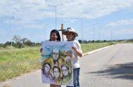 """17/04/2019 – Gabriela Peña es historiadora y docente y ha escrito el libro """"Apasionados por el amor, la justicia y la paz. Los…"""