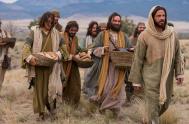 """09/05/19.- Catequesis en un minuto  Jesús dijo a la gente: """"Nadie puede venir a mí, si no lo atrae el Padre…"""