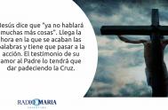 20/05/2019 -. Catequesis en un minuto Lunes de la V semana de Pascua Jesús dijo a sus discípulos: «El que recibe mis…