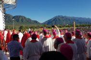 09/05/2019 – En un nuevo encuentro con Fray Martín Bitzer, miembro de la orden de los frailes menores conventuales y vicepostulador de la…