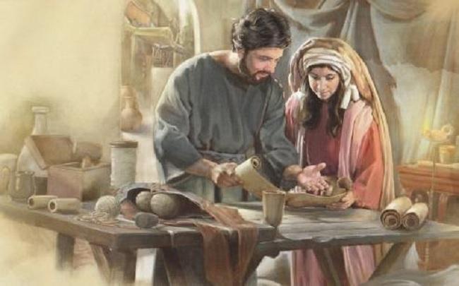 Pablo Matrimonio Biblia : Priscilla y Áquila el matrimonio que trabajaba y evangelizaba
