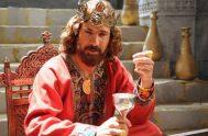 16/05/2019 – La profesora María Gloria Ladislao eligió al rey David, músico y bailarín del pueblo hebreo que conocemos del Anriguo Testamento, para…