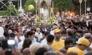 """""""Madre del pueblo"""" es un espaciode profunda espiritualidad marianadonde contemplamoslas virtudesde María y nos ponemos encaminoal Año…"""