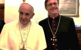 12/06/2019 – Monseñor Jorge García Cuerva es desde hace poco más de dos meses el obispo de Río Gallegos, la…