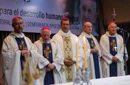 """01/07/2019 –Los obispos que integran la Comisión Episcopal de Pastoral Social llamaron a todos los actores sociales a comprometerse con un diálogo """"responsable…"""