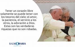 Catequesis en un minuto 21/06/2019 –Viernes de la undécima semana del tiempo ordinario Jesús dijo a sus discípulos: No…