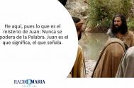 """[audio mp3=""""http://radiomaria.org.ar/_audios/catejuan.mp3""""][/audio]  Catequesis en un minuto 24/06/2019 -Solemnidad de la Natividad de San Juan Bautista Cuando llegó el tiempo en que Isabel…"""