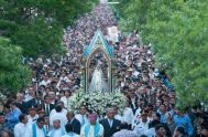 19/06/2019 – En Madre del Pueblo y desde la Catedral Basílica y Santuario de Nuestra Señora del Valle, el padre Marcelo Amaya, responsable…