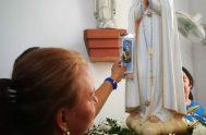 05/06/2019 – El padre Miguel José Marengo, quien se dedica al acompañamiento de personas privadas de su libertad y sus familias, desde Bolivia…