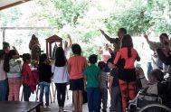 """12/06/2019 – En """"Madre del Pueblo"""" tuvimos la visita del padre Juani Liébana, un sacerdote de la diócesis de Añatuya, Campo Gallo, quien…"""