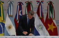 4/7/2019 – El acuerdo de libre comercio entre el Mercosur y la Unión Europea, firmado la semana pasada, en Bruselas, por…