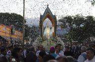31/07/2019 – En Madre del Pueblo y desde la Catedral Basílica y Santuario de Nuestra Señora del Valle, junto al padre Marcelo Amaya,…