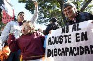 03/08/2019 – El padre Pablo Molero, responsable de la Comisión para las personas con discapacidad del Arzobispado de Buenos Aires y titular del…