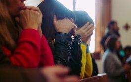 """16/08/2019 –En otra edición de los martes de espiritualidad ignaciana tocamos el tema: """"Bienaventurados los perseguidos por la justicia y…"""