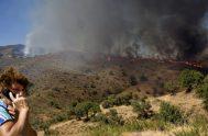 """05/08/2019 – El biólogo Federico Kopta abordó en el ciclo """"Cuidar la Creación"""" el tema de los incendios de montes y pastizales. El…"""