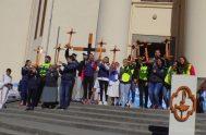 24/09/2019 – Más de 300.000 participaron el fin de semana pasado de la 40° Peregrinación Juvenil del Nordeste a la Basílica de la…