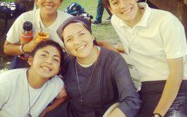 14/09/2019 – La hermana Mayra Monsalve, de la congregación de las Misioneras Terciarias Franciscanas, vive en Villa Nueva (Córdoba), pero…