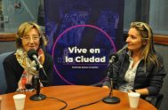 20/09/2019 – Hoy nos visitó María Teresa Badano, la madre, y Chicca Coriaso, su mejor amiga, en Vive en la Ciudad para contarnos…
