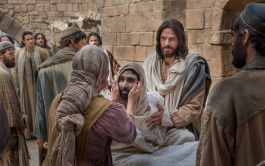 """17/09/2019 –Martes de la Vigésimo cuarta semana del Tiempo durante el Año """"En seguida, Jesús se dirigió a una ciudad…"""