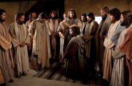 """10/09/2019 –Martes de la vigésimo tercera semana de Tiempo Ordinario. """"Jesús se retiró a una montaña para orar, y pasó toda la noche…"""
