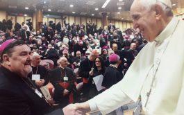 12/09/2019 –En representación de la Iglesia argentina en el Sínodo Especial de la Regíón Panamazónica que se realiza en Roma,…
