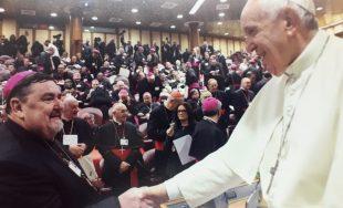 12/09/2019 –En representación de la Iglesia argentina en el Sínodo Especial de la Regíón Panamazónica que se…