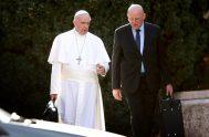 15/10/2019 –La dimisión llega después de la difusión ilícita de un comunicado firmado por el jefe de la Gendarmería Vaticana concerniente la suspensión…