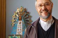 """08/09/2019 – El arzobispo electo de Mercedes-Luján, monseñor Jorge Scheinig, indicó que """"este llamado eclesial es el que más me ha sorprendido de…"""