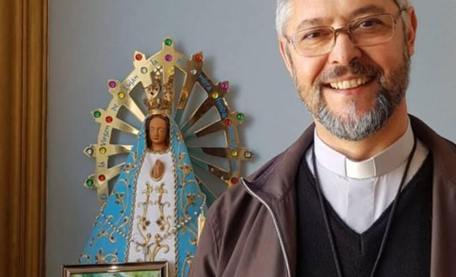 """08/09/2019 – El arzobispo electo de Mercedes-Luján, monseñor Jorge Scheinig, indicó que """"este llamado eclesial es el que más me ha sorprendido de todos los que he tenido. Me siento indigno, pobre y pequeño ante este nombramiento que ha hecho el papa Francisco. Es demasiada misión para mí, pero confío en Dios y en la Iglesia"""". El prelado agregó que…"""