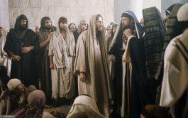 Catequesis en un minuto 15/10/2019 –Dentro del contexto de una comida de Jesús en casa de un fariseo, coloca…