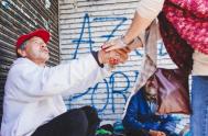 """10-10-2019 – En esta nueva edición del ciclo """"Misericordiosos como el Padre"""", el padre Luis Albóniga nos habló acerca del tema """"Un corazón…"""