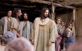 """Catequesis en un minuto  14/10/2019 –Lunes de la vigésima octava semana del tiempo ordinario """"Al ver Jesús que…"""