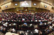 21/10/2019 –En presencia del Papa Francisco, tuvo lugar hoy la 14ª Congregación General del Sínodo Especial de los Obispos para la Región Panamazónica,…