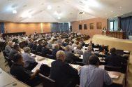 05/11/219 –Del 4 al 9 de noviembre, en la casa de ejercicios El Cenáculo (La Montonera) en Pilar, se realiza la 118° Asamblea…