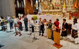 """20/11/2019 – El padre Marcos Picaroni, miembro del Secretariado Nacional de Liturgia, recordó que """"desde el Antiguo…"""