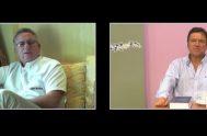 """03/11/2019 – En el ciclo """"Diálogo de Hermanos"""", con el padre Javier Soteras desde Buenos Aires y el rabino Marcelo Polakoff desde Córdoba,…"""