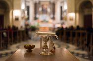 """[audio mp3=""""https://radiomaria.org.ar/_audios/43099.mp3""""][/audio] 07/11/2019 - """"La idea es que vayamos descubriendo que a lo largo del año nuestro año litúrgico celebra el misterio pascual…"""