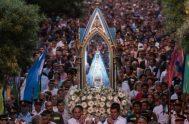 04/12/2019 –El domingo 8 de diciembre, solemnidad de la Inmaculada Concepción, comenzará el Año Mariano Nacional en Argentina, y Año Jubilar en Catamarca…